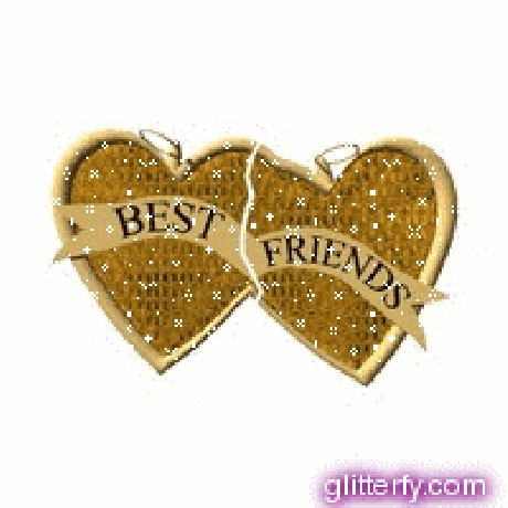 Glitter graphics friends